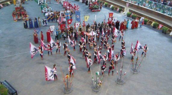 Festeggiamenti Jacopei